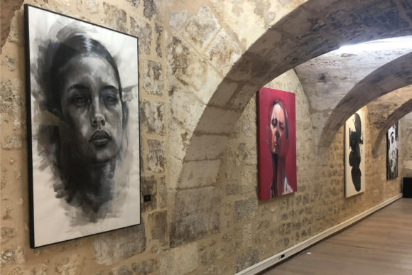COLLECTIVE EXHIBITION IN COX GALLERY