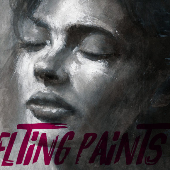 """OPENING """"MELTING PAINTS"""" IN COX GALLERY"""